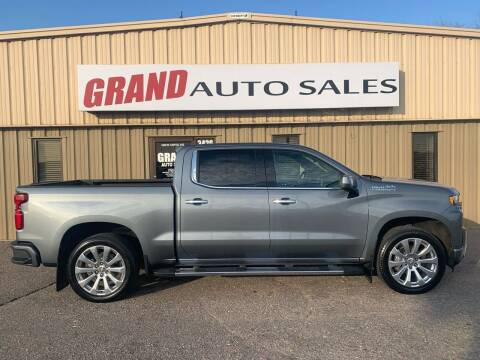 2019 Chevrolet Silverado 1500 for sale at GRAND AUTO SALES in Grand Island NE