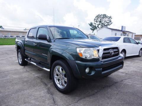 2010 Toyota Tacoma for sale at BLUE RIBBON MOTORS in Baton Rouge LA