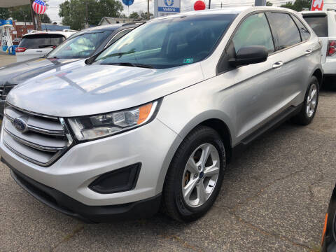 2017 Ford Edge for sale at SuperBuy Auto Sales Inc in Avenel NJ