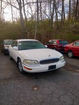 2002 Buick Park Avenue for sale at Cheap Auto Rental llc in Wallingford CT