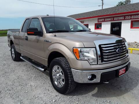 2011 Ford F-150 for sale at Sarpy County Motors in Springfield NE