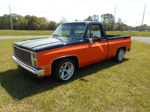1986 GMC C/K 1500 Series for sale at Classic Car Deals in Cadillac MI