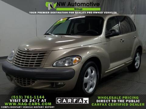 2002 Chrysler PT Cruiser for sale at NW Automotive Group in Cincinnati OH