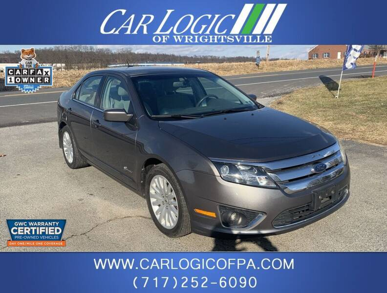 2010 Ford Fusion Hybrid for sale at Car Logic in Wrightsville PA
