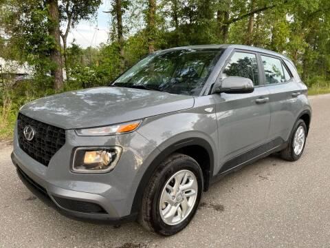 2021 Hyundai Venue for sale at Next Autogas Auto Sales in Jacksonville FL