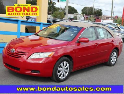 2009 Toyota Camry for sale at Bond Auto Sales in Saint Petersburg FL