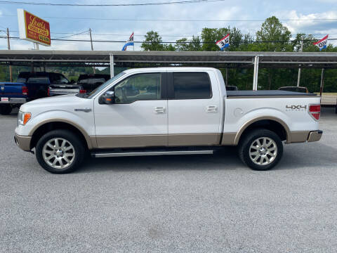 2011 Ford F-150 for sale at Lewis Used Cars in Elizabethton TN