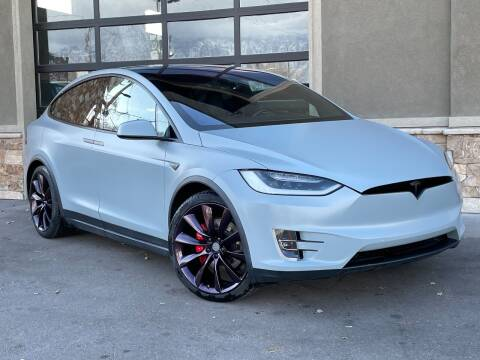 2016 Tesla Model X for sale at Unlimited Auto Sales in Salt Lake City UT