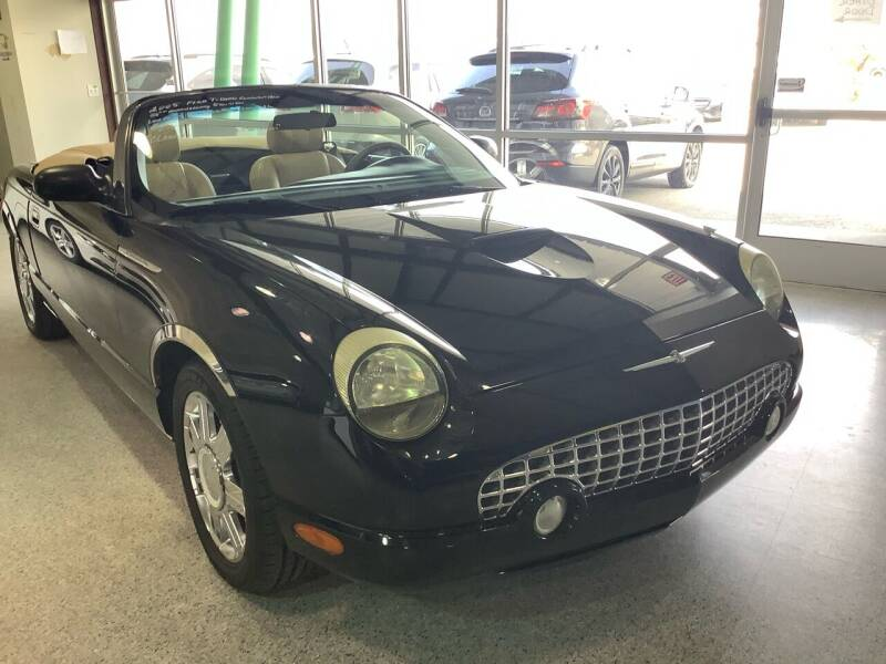 2005 Ford Thunderbird for sale at Select AWD in Provo UT