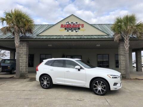 2019 Volvo XC60 for sale at Rabeaux's Auto Sales in Lafayette LA