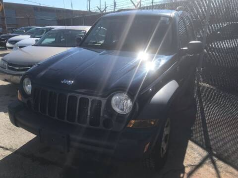 2007 Jeep Liberty for sale at Square Business Automotive in Milwaukee WI
