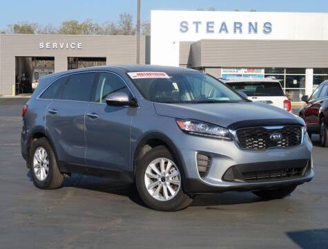 2020 Kia Sorento for sale at Stearns Ford in Burlington NC