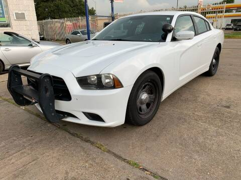 2012 Dodge Charger for sale at Demetry Automotive in Houston TX