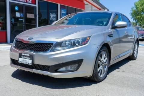 2011 Kia Optima for sale at Phantom Motors in Livermore CA