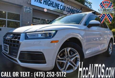 2019 Audi Q5 for sale at The Highline Car Connection in Waterbury CT