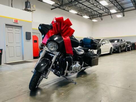 2012 Harley Davidson Street Glide CVO for sale at Loudoun Motors in Sterling VA