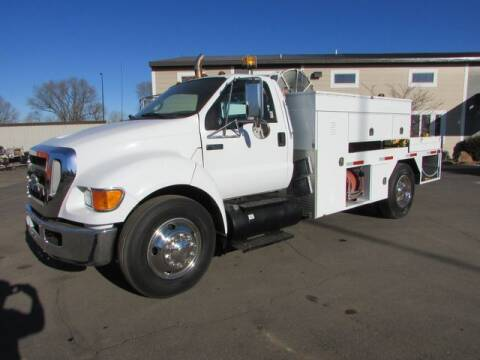 2008 Ford F-650 Super Duty for sale at NorthStar Truck Sales in St Cloud MN