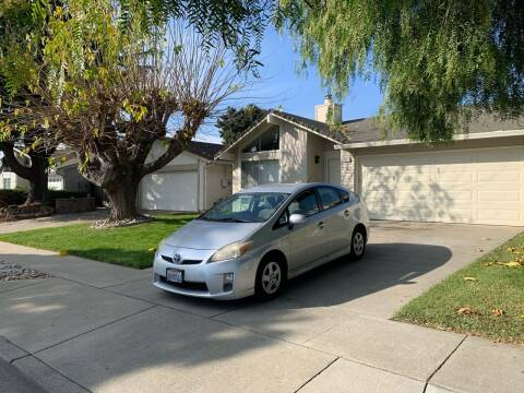 2010 Toyota Prius for sale at Blue Eagle Motors in Fremont CA