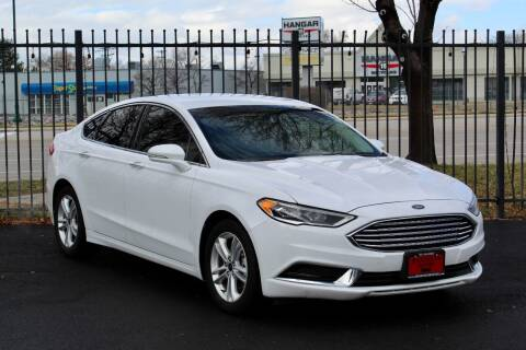 2018 Ford Fusion for sale at Avanesyan Motors in Orem UT