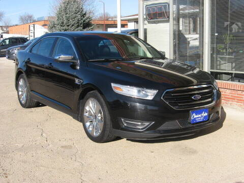 2014 Ford Taurus for sale at Choice Auto in Carroll IA