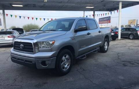 2008 Toyota Tundra for sale at Salas Auto Group in Indio CA
