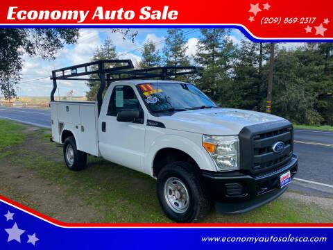 2011 Ford F-350 Super Duty for sale at Economy Auto Sale in Modesto CA