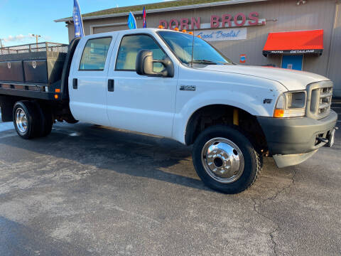 2002 Ford F-550 Super Duty for sale at Dorn Brothers Truck and Auto Sales in Salem OR