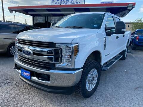 2019 Ford F-250 Super Duty for sale at Cow Boys Auto Sales LLC in Garland TX