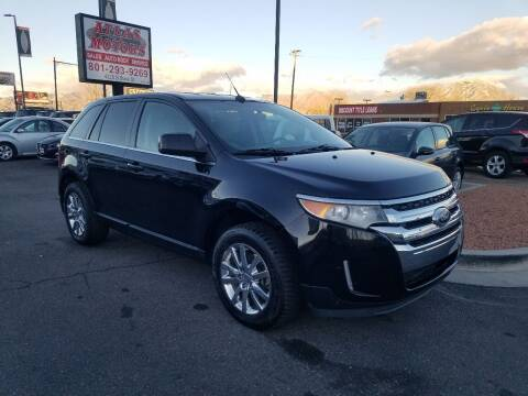 2011 Ford Edge for sale at ATLAS MOTORS INC in Salt Lake City UT
