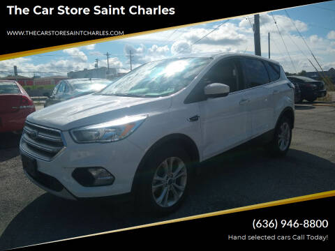 2017 Ford Escape for sale at The Car Store Saint Charles in Saint Charles MO
