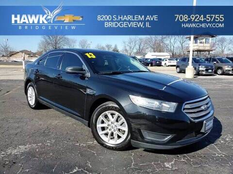2013 Ford Taurus for sale at Hawk Chevrolet of Bridgeview in Bridgeview IL