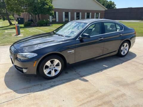 2012 BMW 5 Series for sale at Renaissance Auto Network in Warrensville Heights OH
