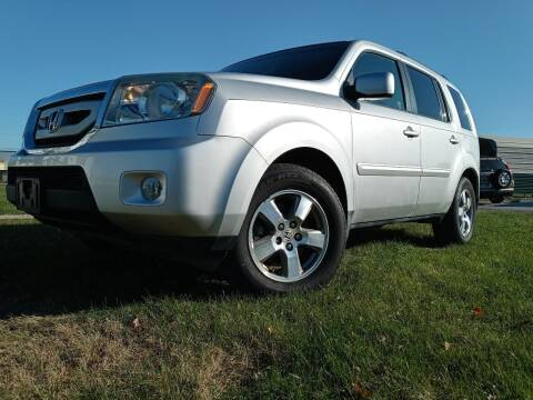 2009 Honda Pilot for sale at Sinclair Auto Inc. in Pendleton IN