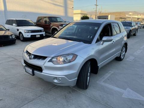 2008 Acura RDX for sale at Hunter's Auto Inc in North Hollywood CA