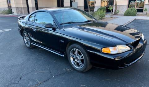 1998 Ford Mustang for sale at GEM Motorcars in Henderson NV