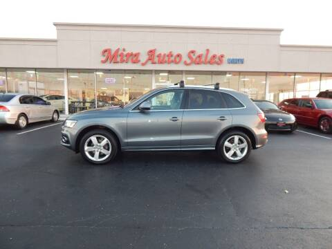2012 Audi Q5 for sale at Mira Auto Sales in Dayton OH
