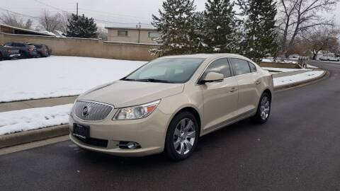 2010 Buick LaCrosse for sale at A.I. Monroe Auto Sales in Bountiful UT