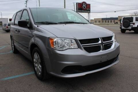 2016 Dodge Grand Caravan for sale at B & B Car Co Inc. in Clinton Twp MI