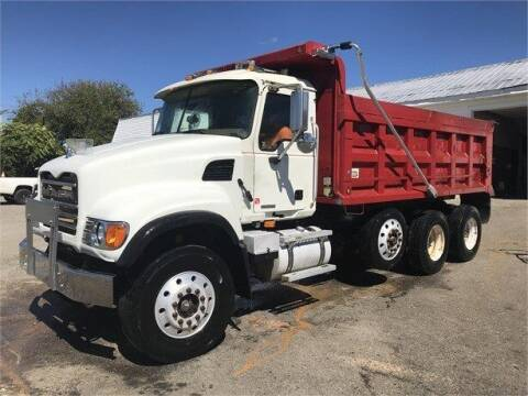 2006 Mack GRANITE CV713 for sale at Vehicle Network - Plantation Truck and Equipment in Carthage NC