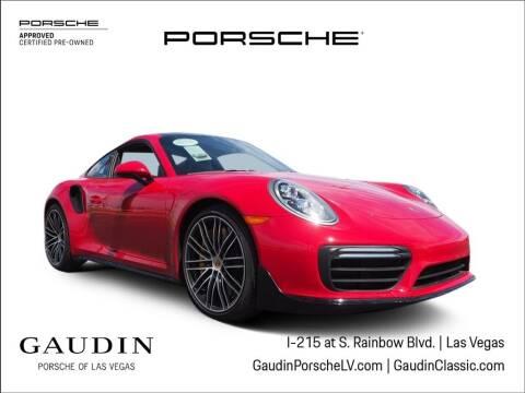 2019 Porsche 911 for sale at Gaudin Porsche in Las Vegas NV