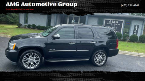 2012 Chevrolet Tahoe for sale at AMG Automotive Group in Cumming GA