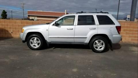2007 Jeep Grand Cherokee for sale at Ryan Richardson Motor Company in Alamogordo NM