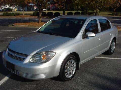 2010 Chevrolet Cobalt for sale at Uniworld Auto Sales LLC. in Greensboro NC