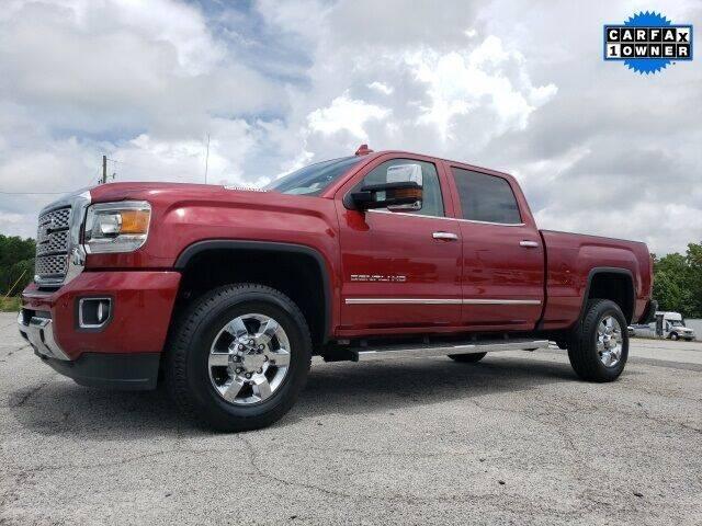 2018 GMC Sierra 3500HD for sale in Dallas, GA