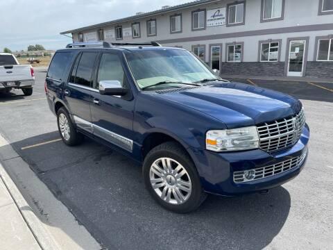 2011 Lincoln Navigator for sale at ALOTTA AUTO in Rexburg ID