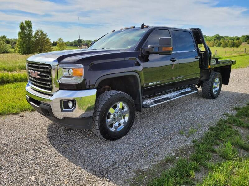 2016 GMC Sierra 2500HD for sale at Varco Motors LLC - Inventory in Denison KS