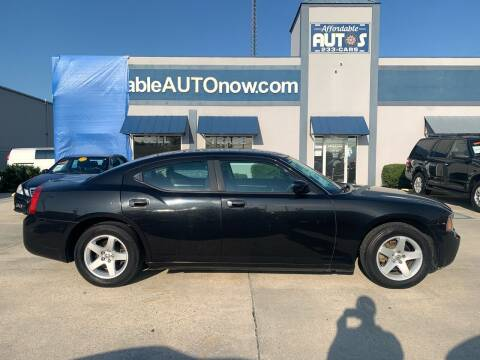 2010 Dodge Charger for sale at Affordable Autos in Houma LA