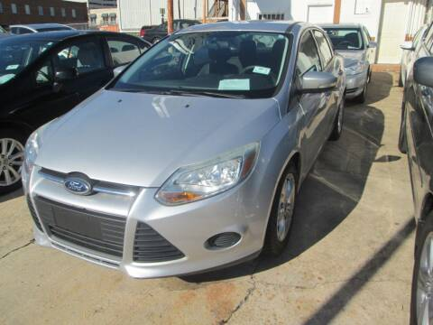 2014 Ford Focus for sale at Downtown Motors in Macon GA