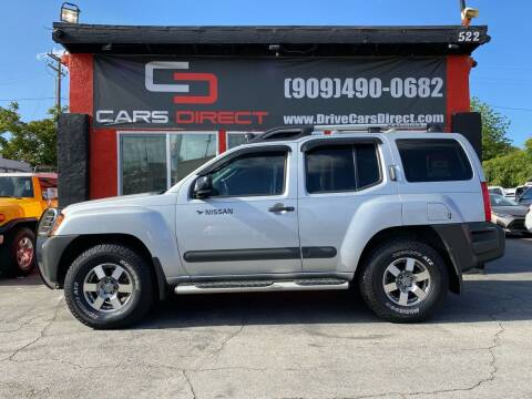 2012 Nissan Xterra for sale at Cars Direct in Ontario CA