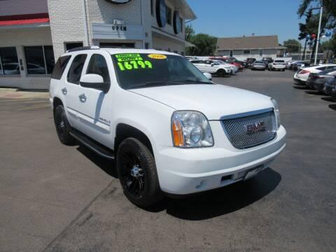 2008 GMC Yukon for sale at Auto Land Inc in Crest Hill IL